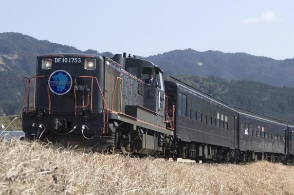 佐賀うまかby列車(イメージ)