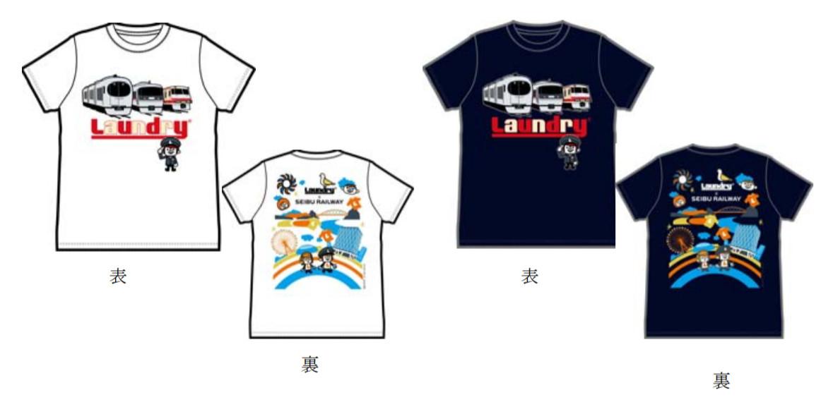 コラボTシャツ(イメージ)