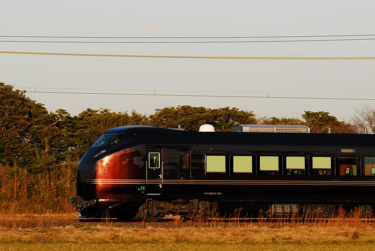 E655系「和(なごみ)」