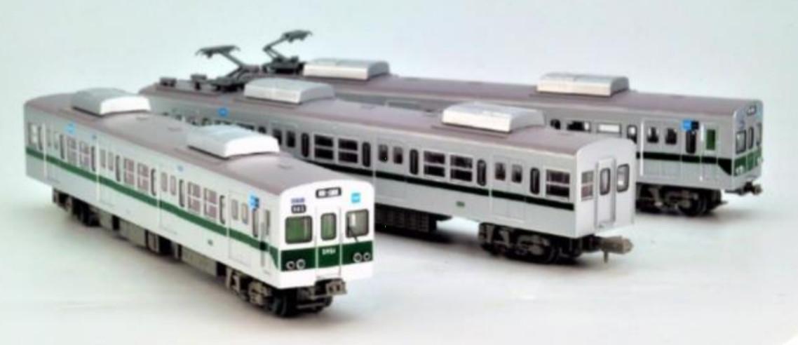 鉄コレ東京メトロ5000系