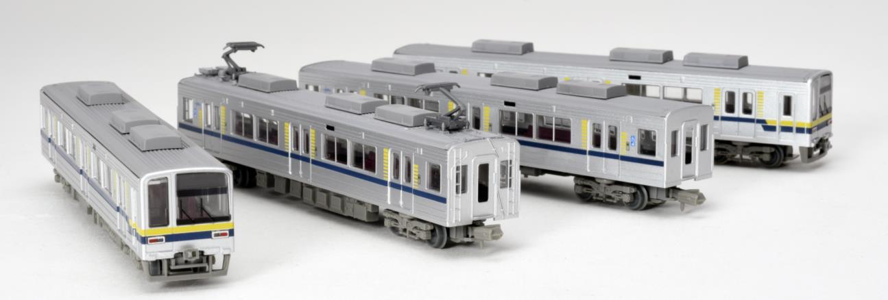 鉄道コレクション20400型(Aセット)