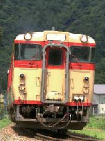 国鉄急行色気動車