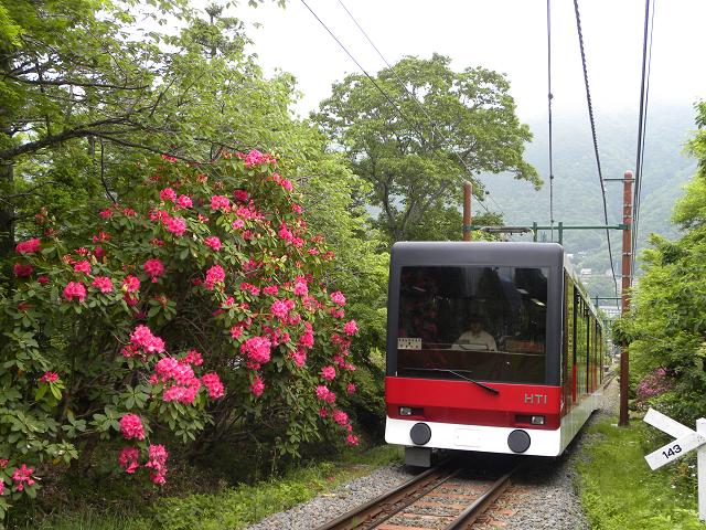 箱根登山ケーブルカー4代目車両
