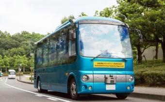 自動運転バス(イメージ)