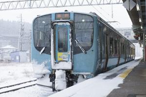 酒のあで雪見列車(イメージ)
