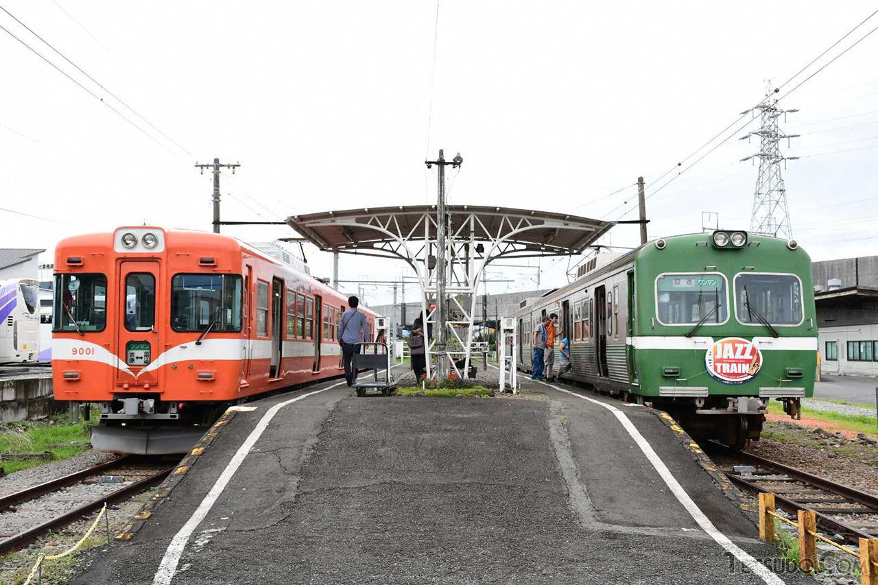 岳南江尾駅(イメージ)