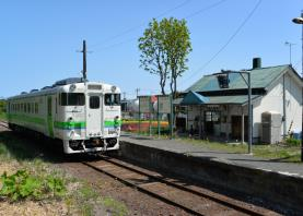 新十津川駅(イメージ)