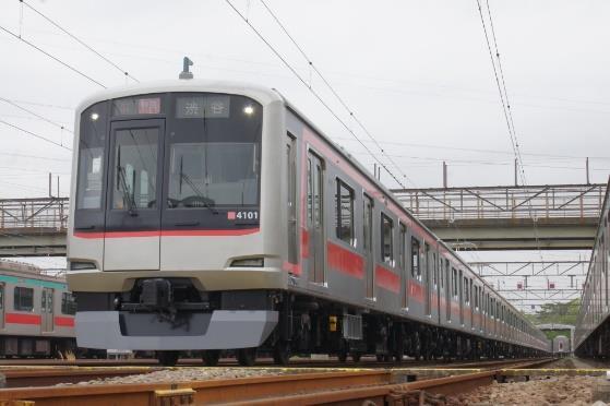 東横線5050系