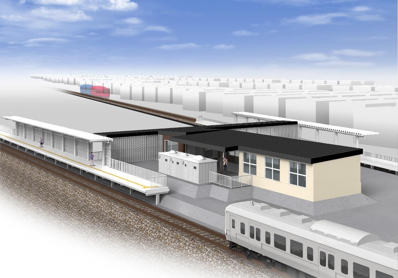 泉外旭川駅(イメージ)