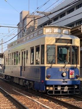 都電さくら号(2019年の様子)