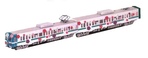 ジヤトコ芝桜トレイン(イメージ)