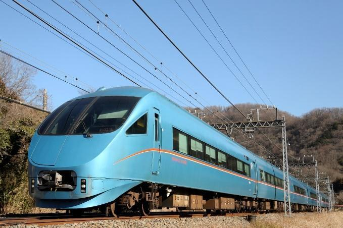 ロマンスカー60000形「MSE」
