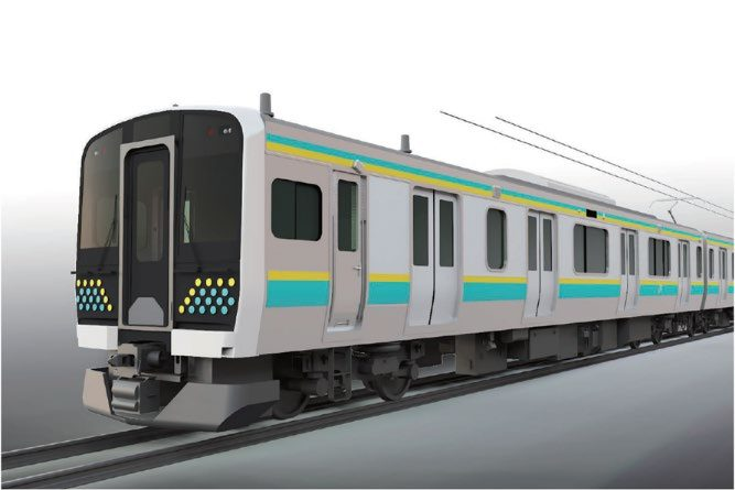 E131系(イメージ)