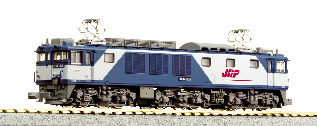 EF64 1000 JR貨物新更新色