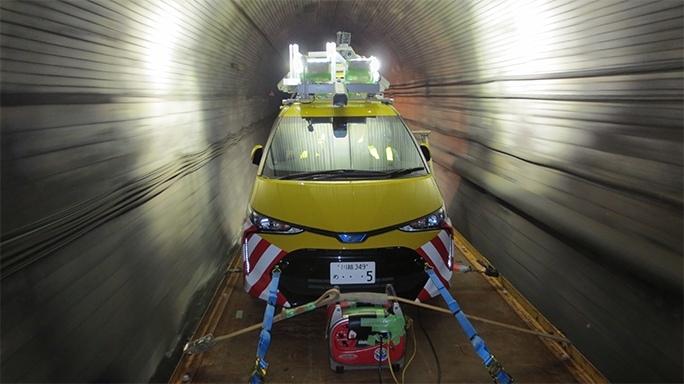 伊豆急行線で計測する「鉄道版インフラドクター」