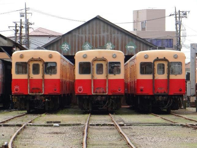 小湊鉄道 運行状況
