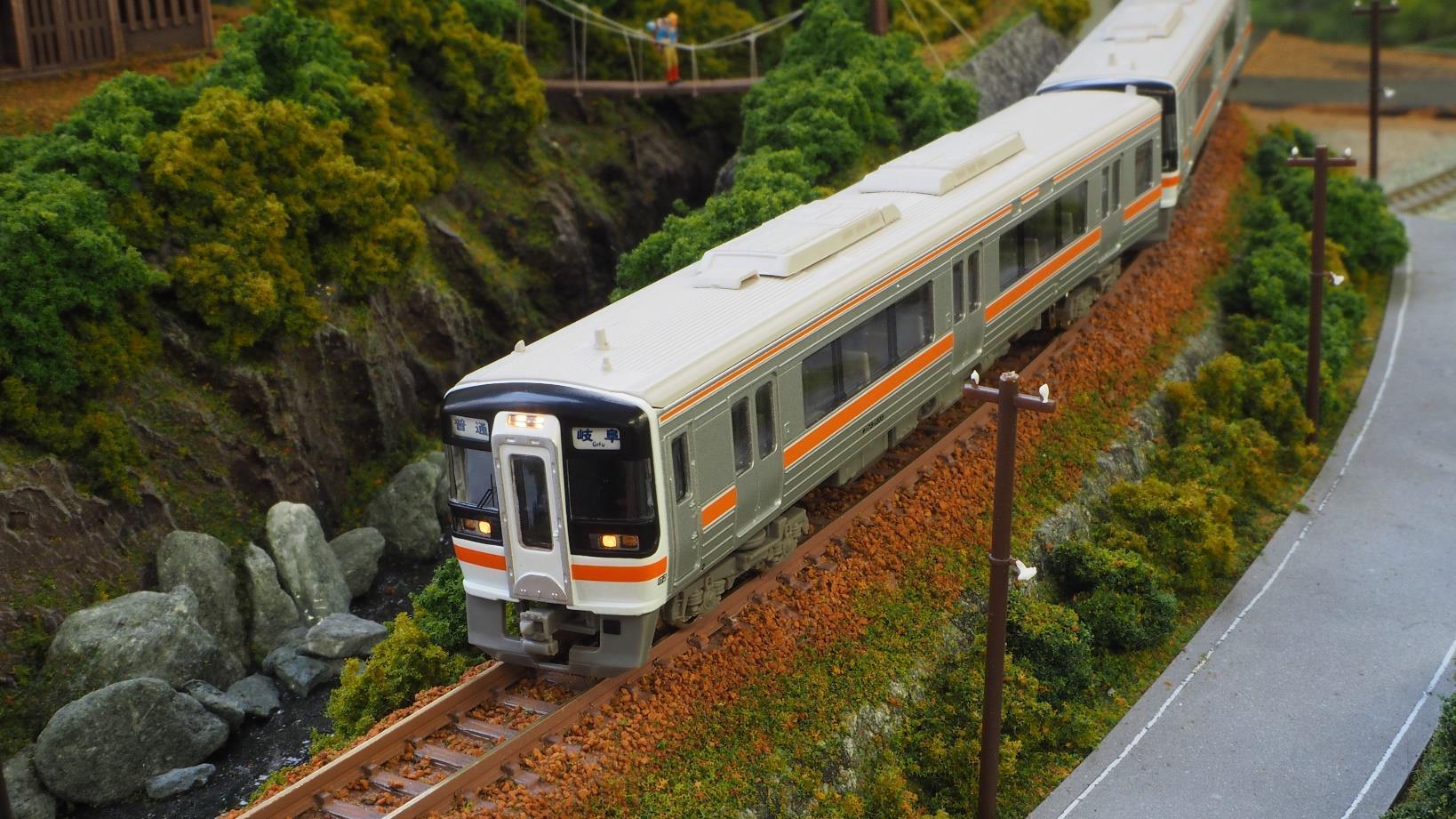 高山本線・太多線キハ75