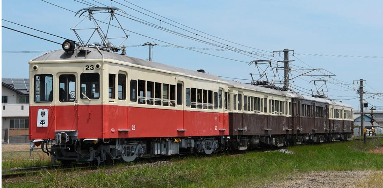 レトロ電車特別運行(イメージ)