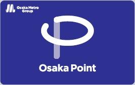 Osaka Pointカード