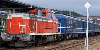 なつかしの12系客車(イメージ)