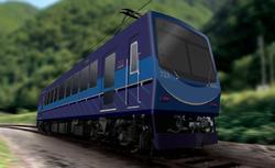 叡山電鉄 700系723号車リニューアル車両 運転