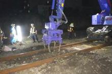 線路整備工事(イメージ)