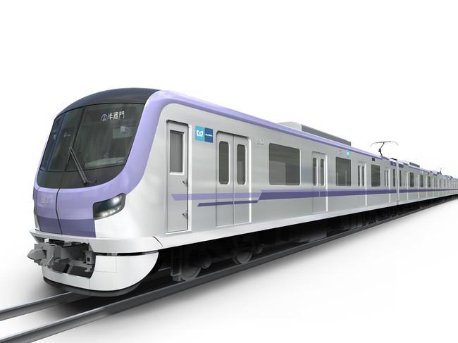 東京メトロ18000系(イメージ)