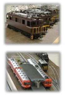 鉄道模型まるごと岳南電車(イメージ)