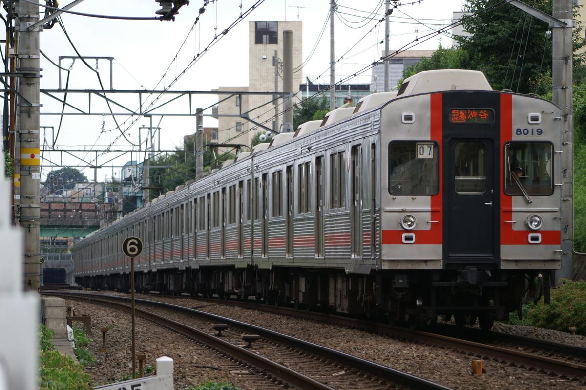 8000系歌舞伎ラッピング(イメージ)