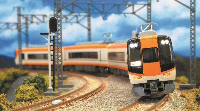 近鉄22000系ACE4両セット(イメージ)