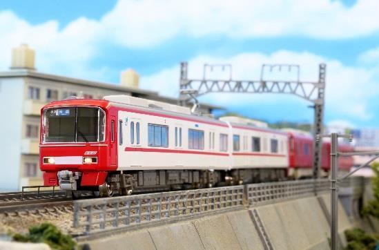 名鉄3100系1次車(試作品)