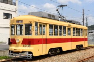 市内線路面電車
