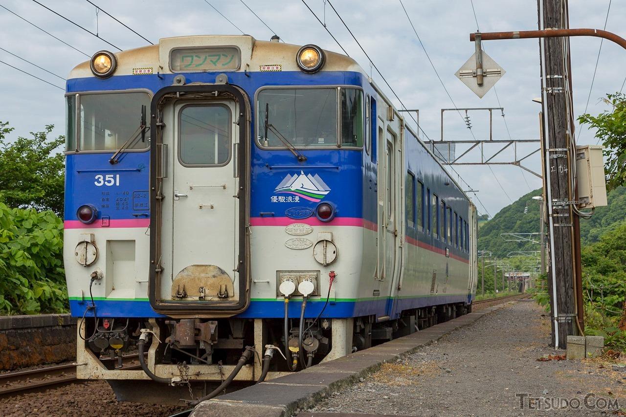 日髙本線用の車両
