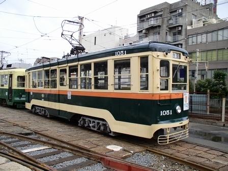 路面電車が西武園ゆうえんちへ、長崎電気軌道が引退車両譲渡先を発表