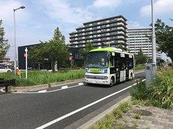 埼玉高速鉄道 自動運転バス実証実験 実施