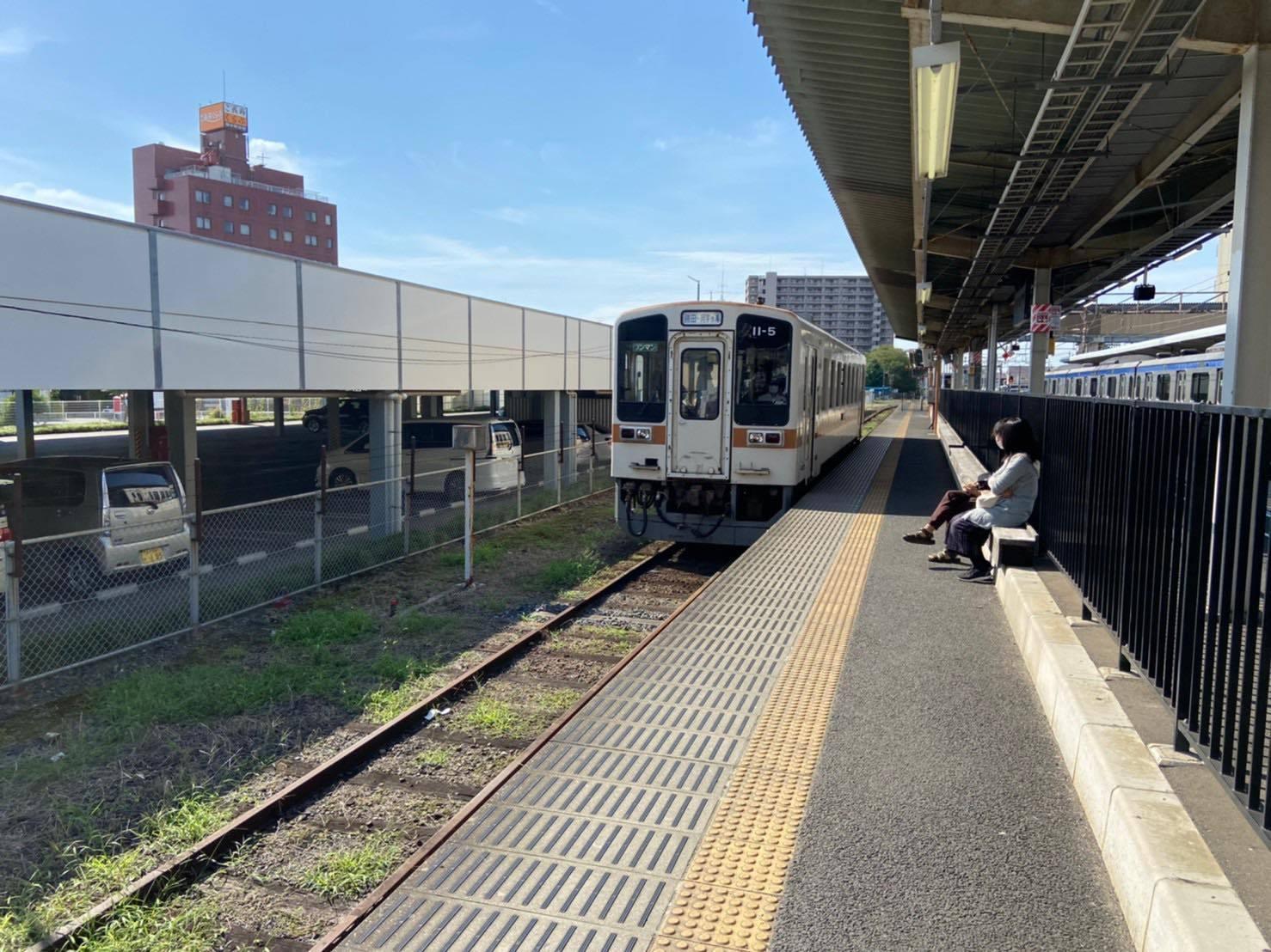 ひたちなか海浜鉄道湊線