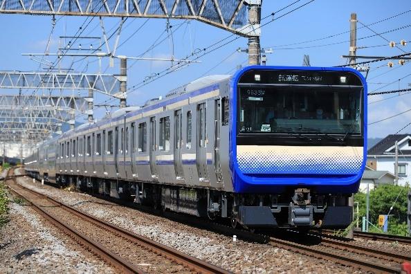 横須賀・総武快速線用E235系