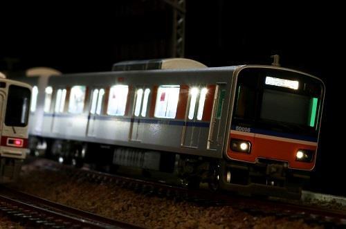 東武50090型51095編成(試作品)
