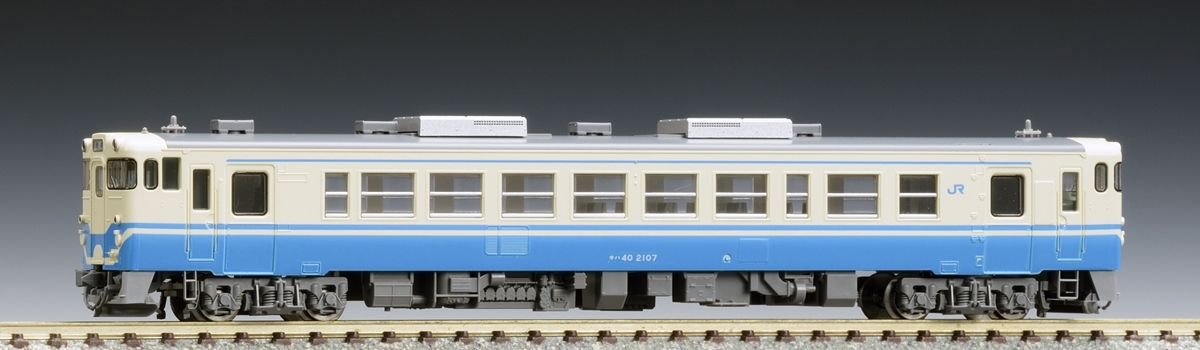 TOMIX キハ40-2000形