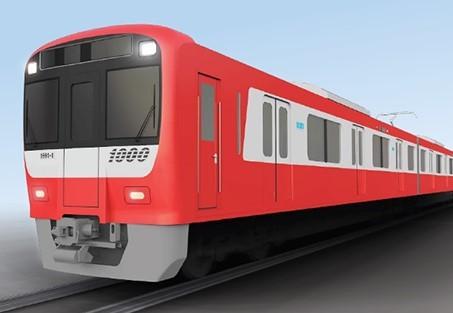 新1000形新造車両(イメージ)