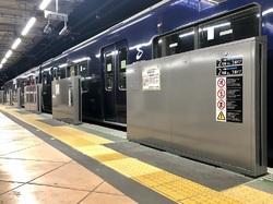相鉄 二俣川駅 ホームドア 運用