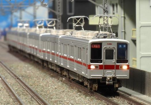 東武10030型10050番台(試作品)