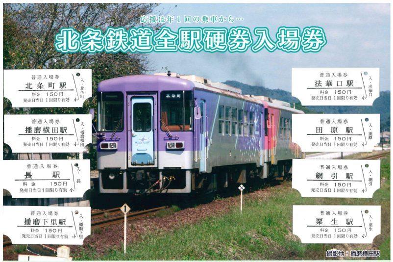 全駅硬券入場券(イメージ)