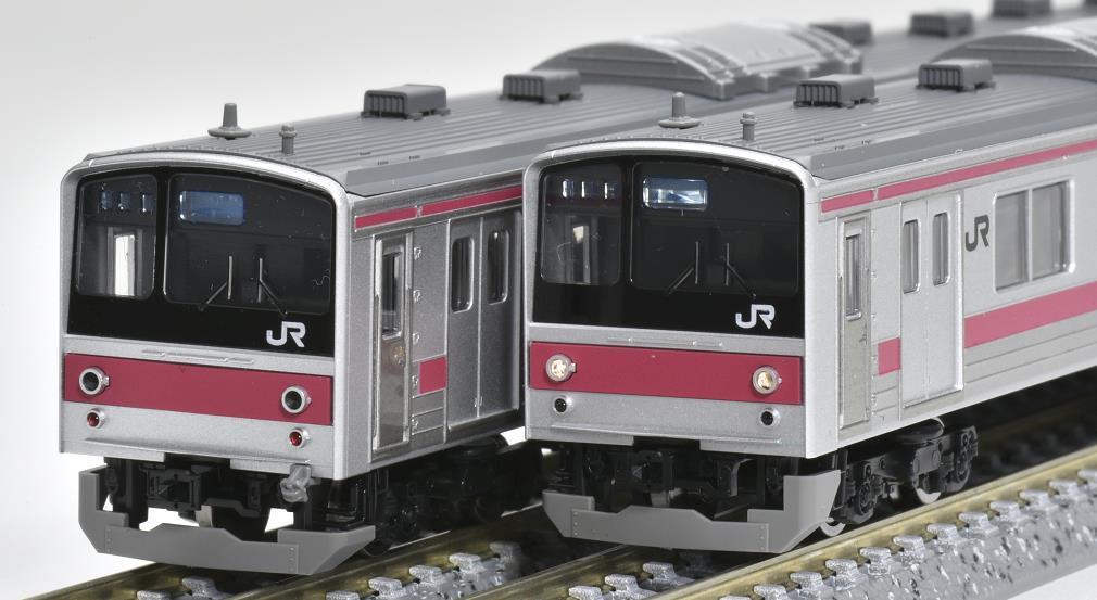 TOMIX 京葉線205系(試作品)