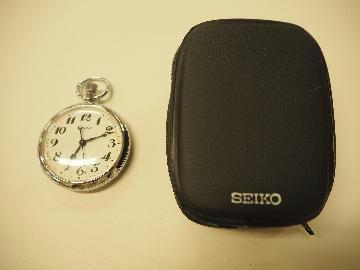 懐中式運転時計
