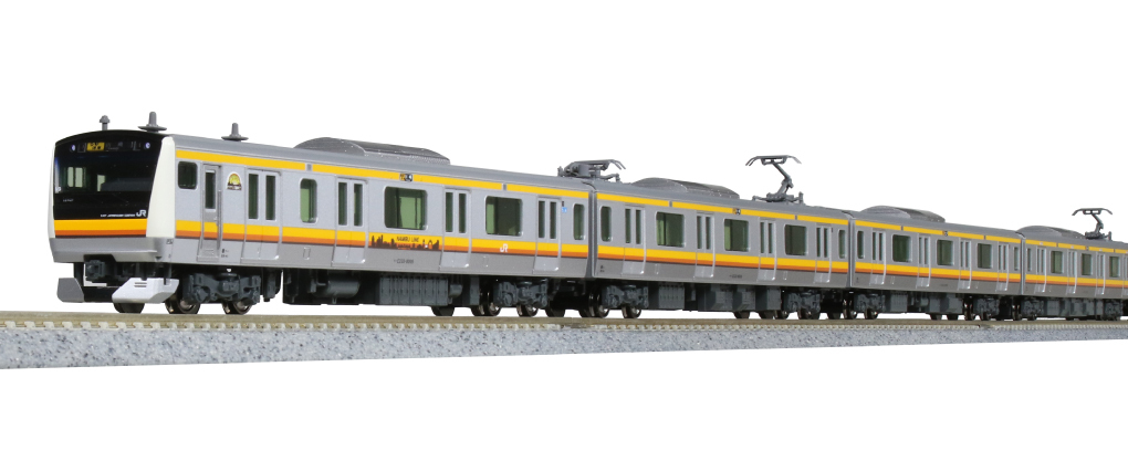 E233系8000番台 南武線 6両セット