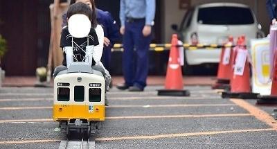 ミニ電車(イメージ)