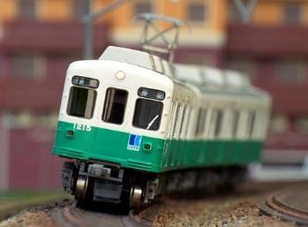 高松琴平電気鉄道1200形(試作品)