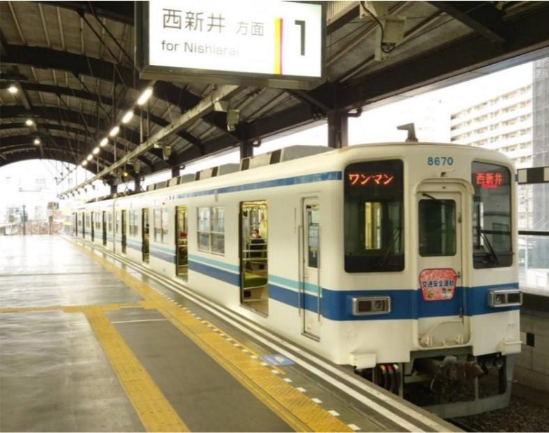東武大師線(イメージ)