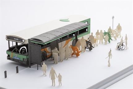都営バス LV290N3